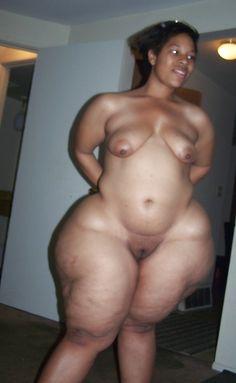 Naked la gurl bbw