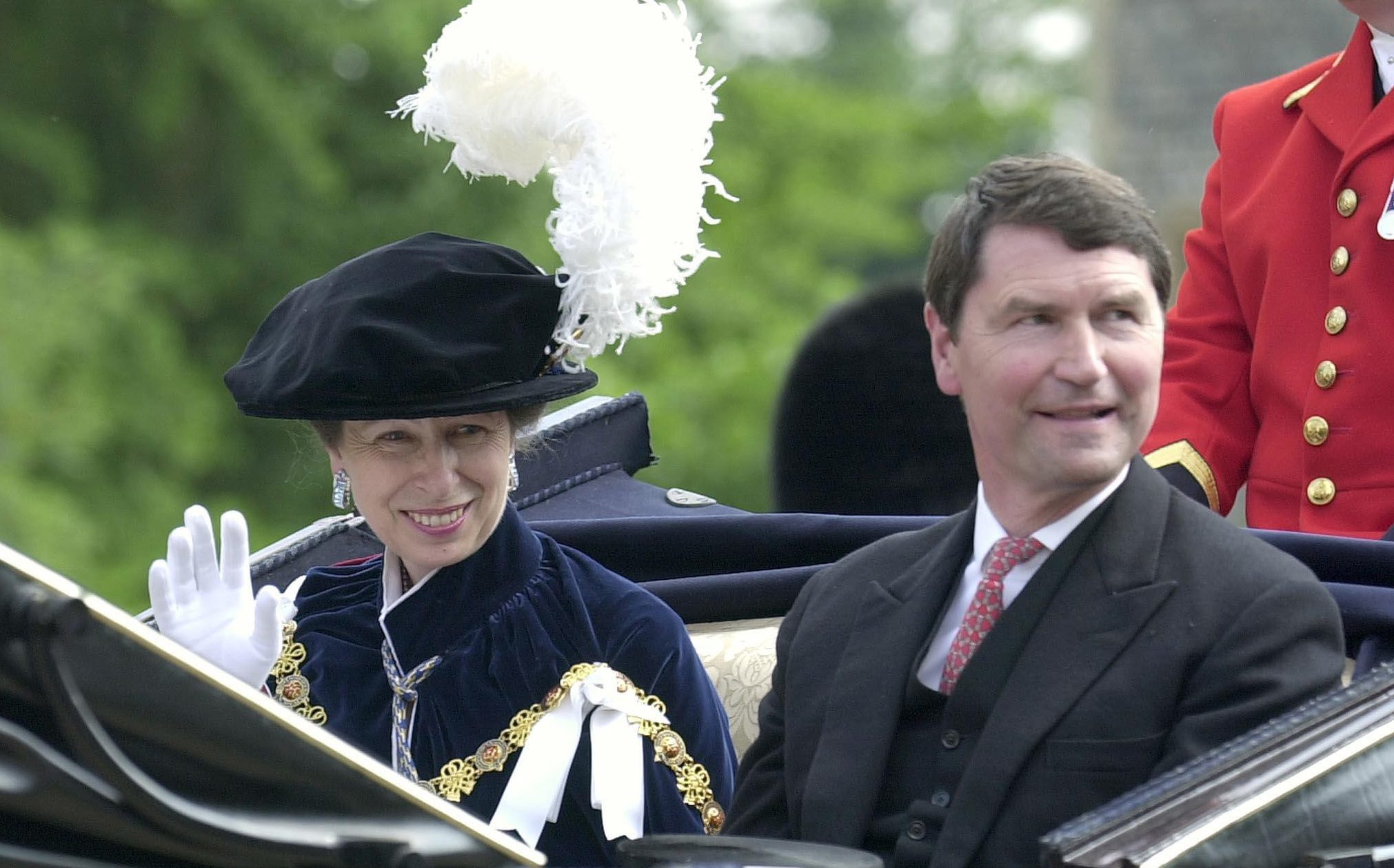Tim lawrence and wife