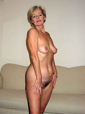 Busty hairy mature moms