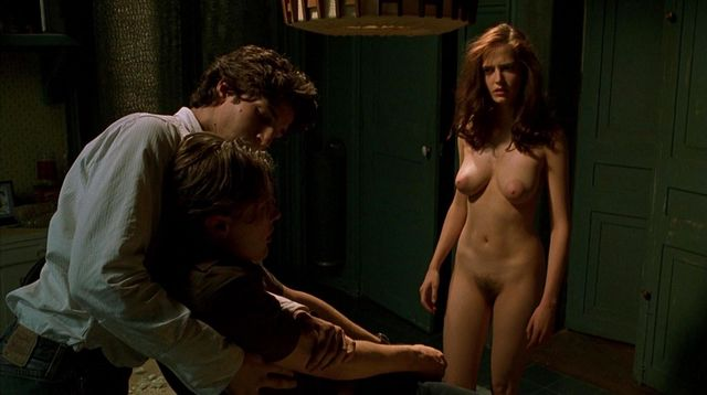 Eva green the dreamers nude clips