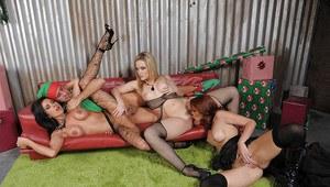 All top girl strip