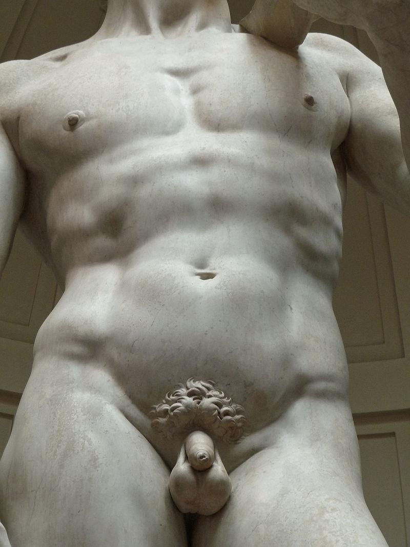 Men with short penises