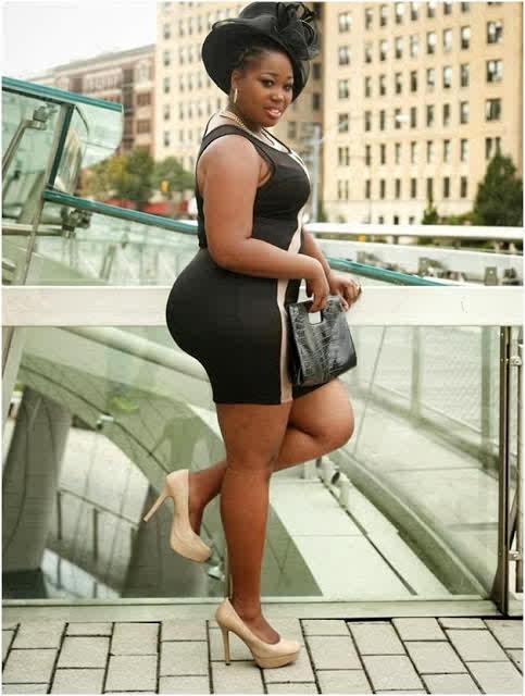 Sexy black big ass girl of africa