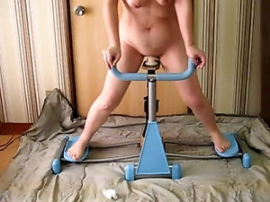 Amateur wife homemade sex toys