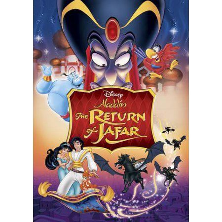 Aladdin return of jafar movie