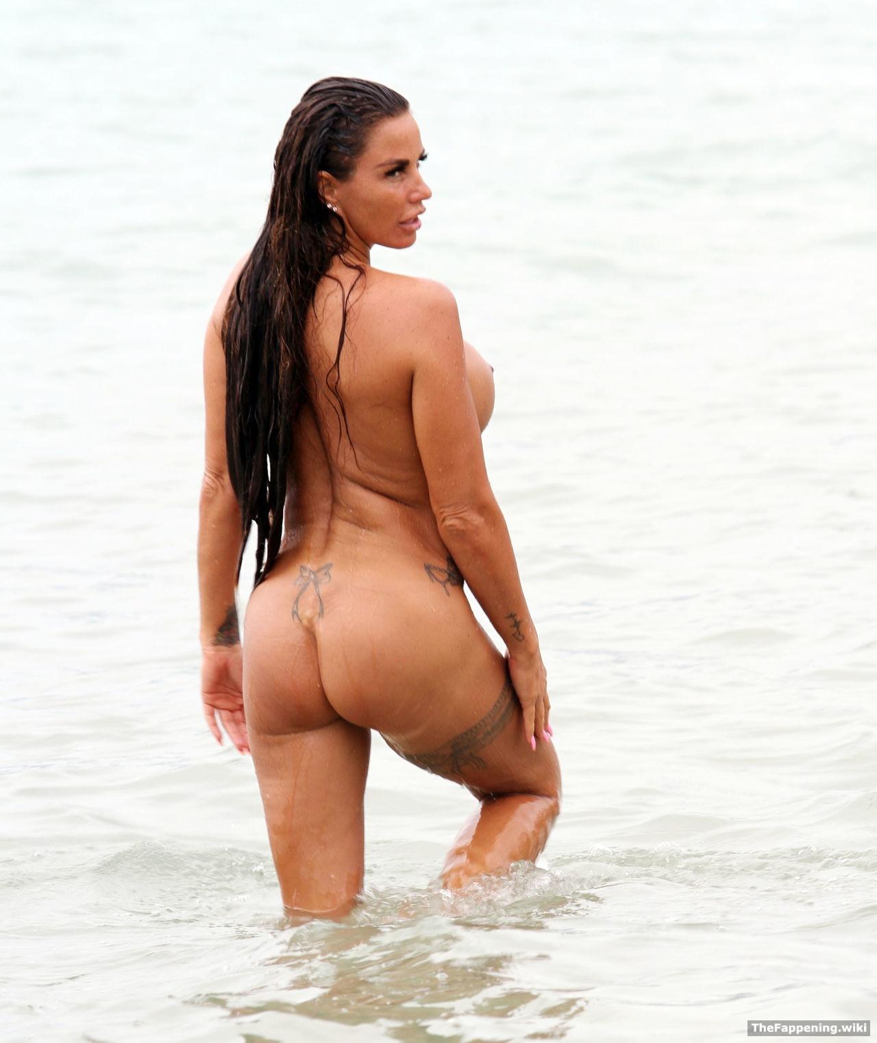 Katie price naked vids