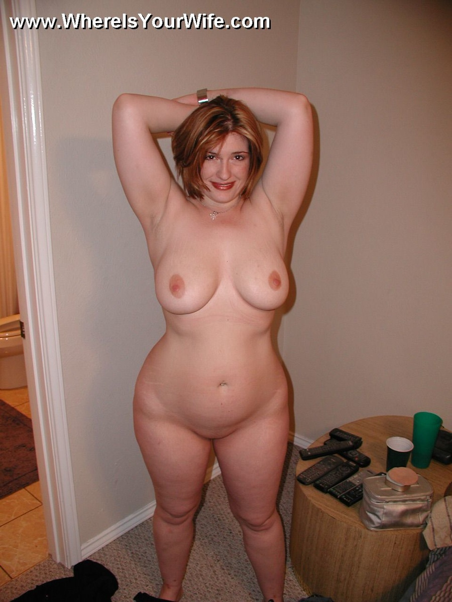 Plus size amateur wives nude