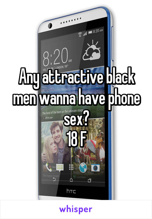Phone sex with men