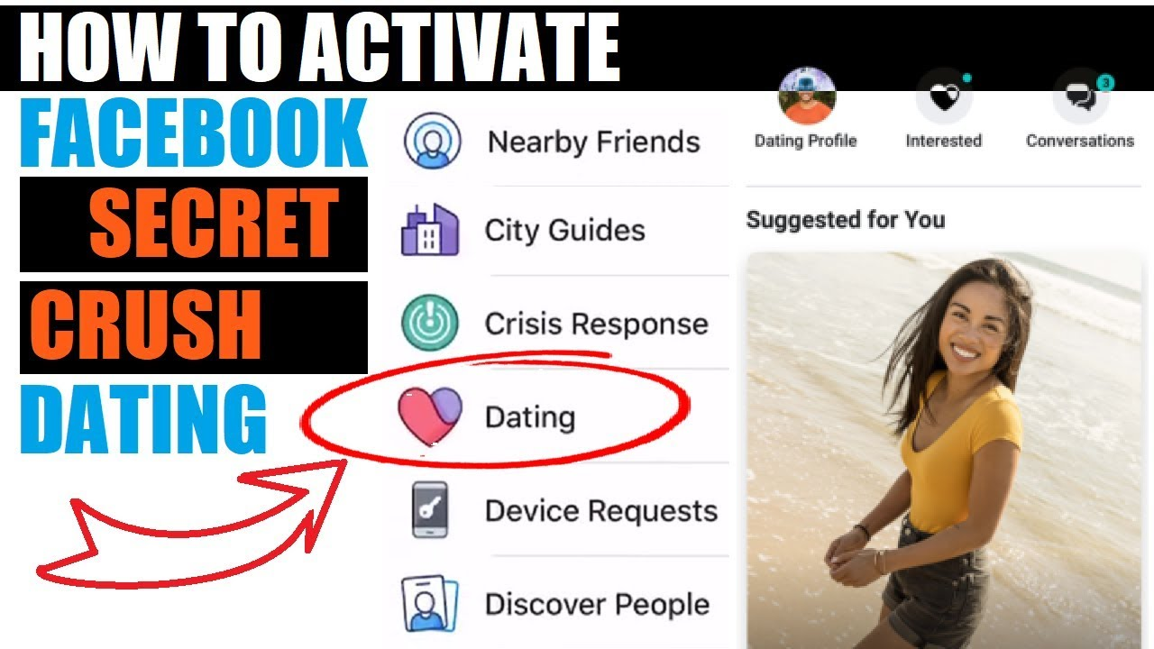 Dating with private profile