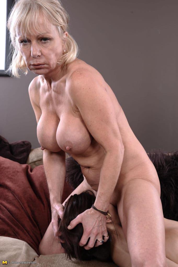 Old lady porn sex
