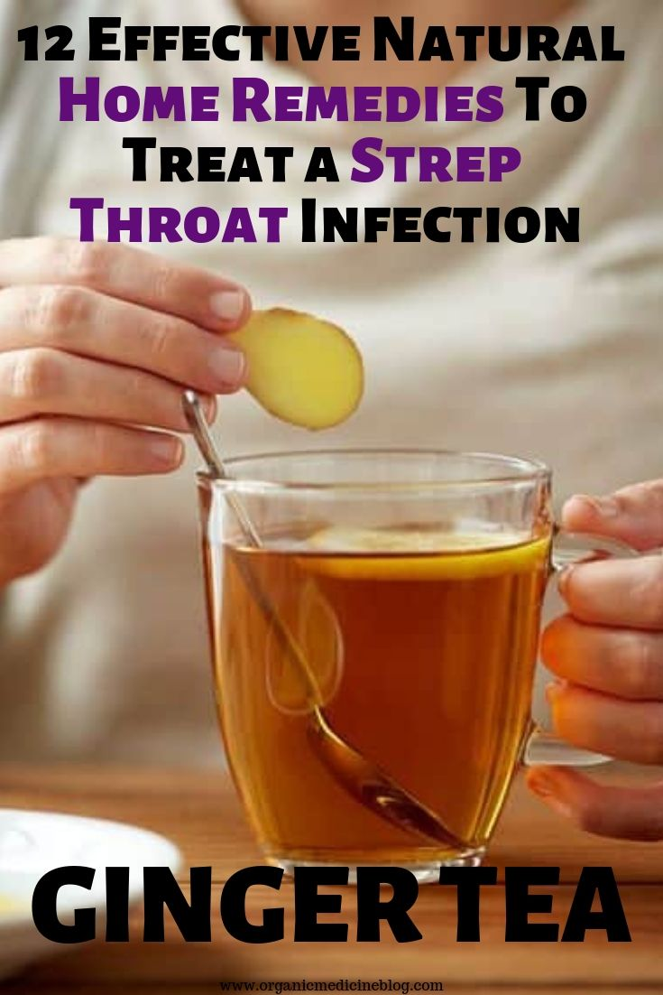 Throat infection home remedy for adults