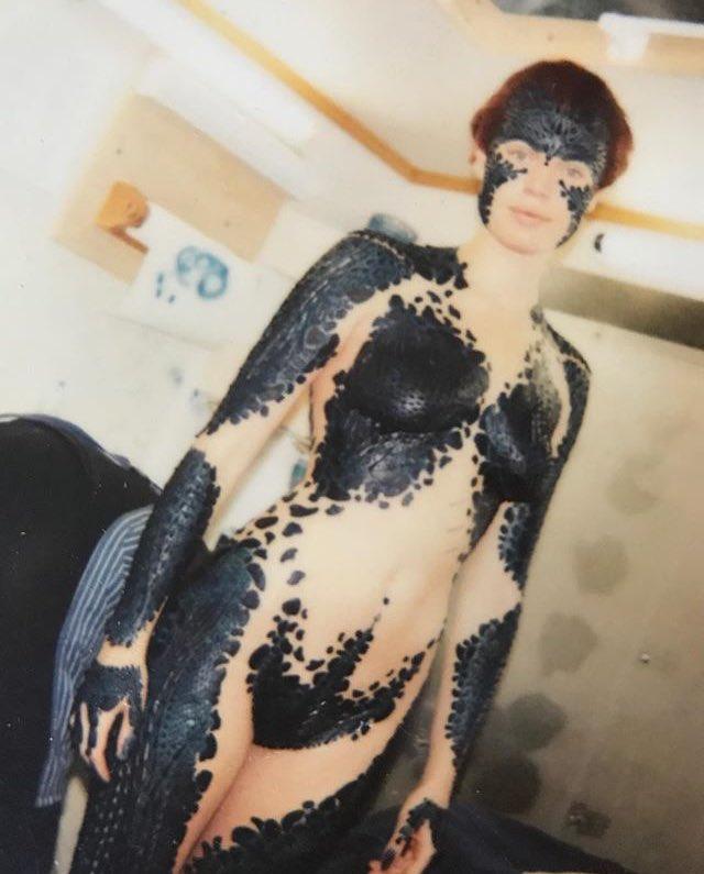 Rebecca romijn mystique ass