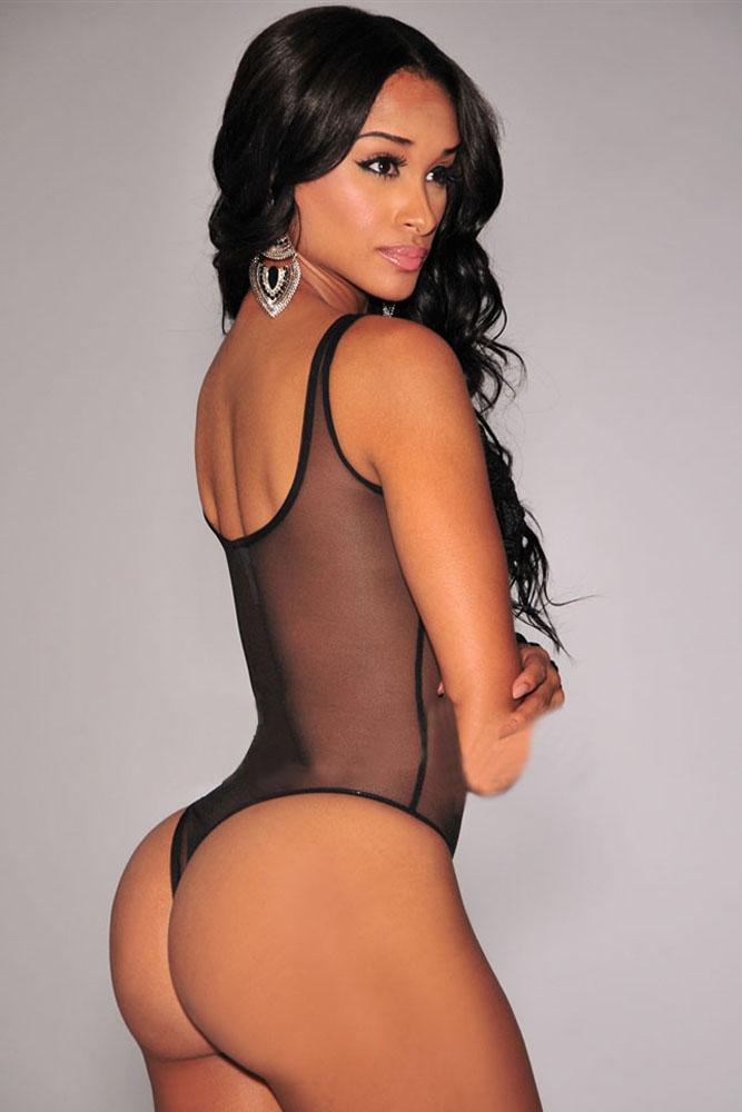 Erotic hot african women