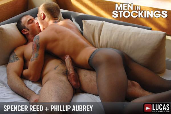 Phillip aubrey men in stockings