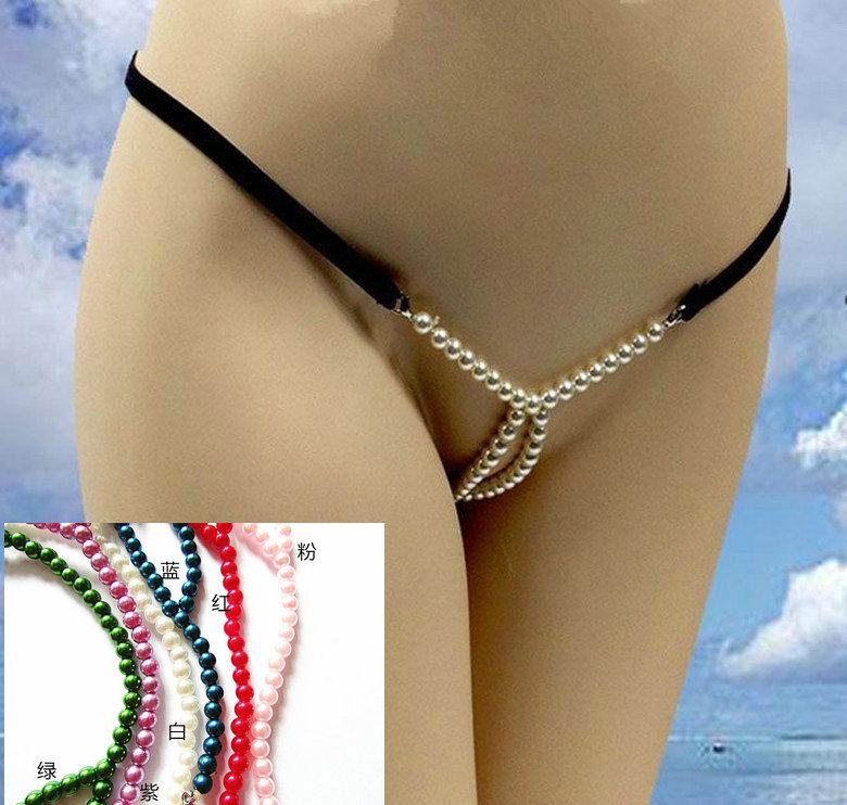 Hot sexy exotic women in thongs