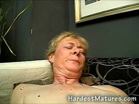 All types of granny pussy