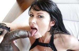 Lesbian ass licking fingering