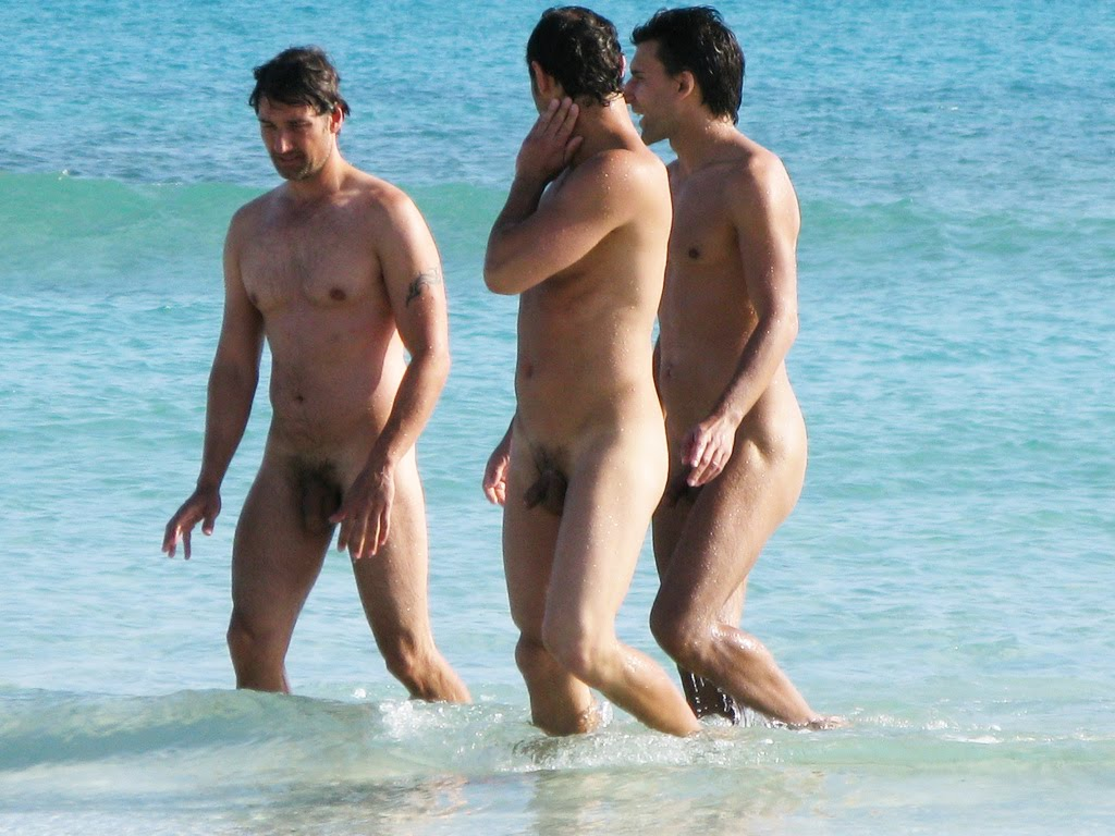 Natural naked men tumblr