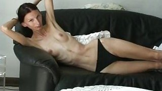 Anal skinny anorexic girls