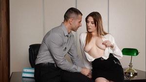 Sexy woman tits ass