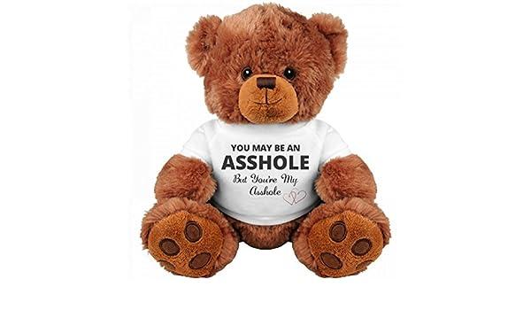 Teddy is an asshole