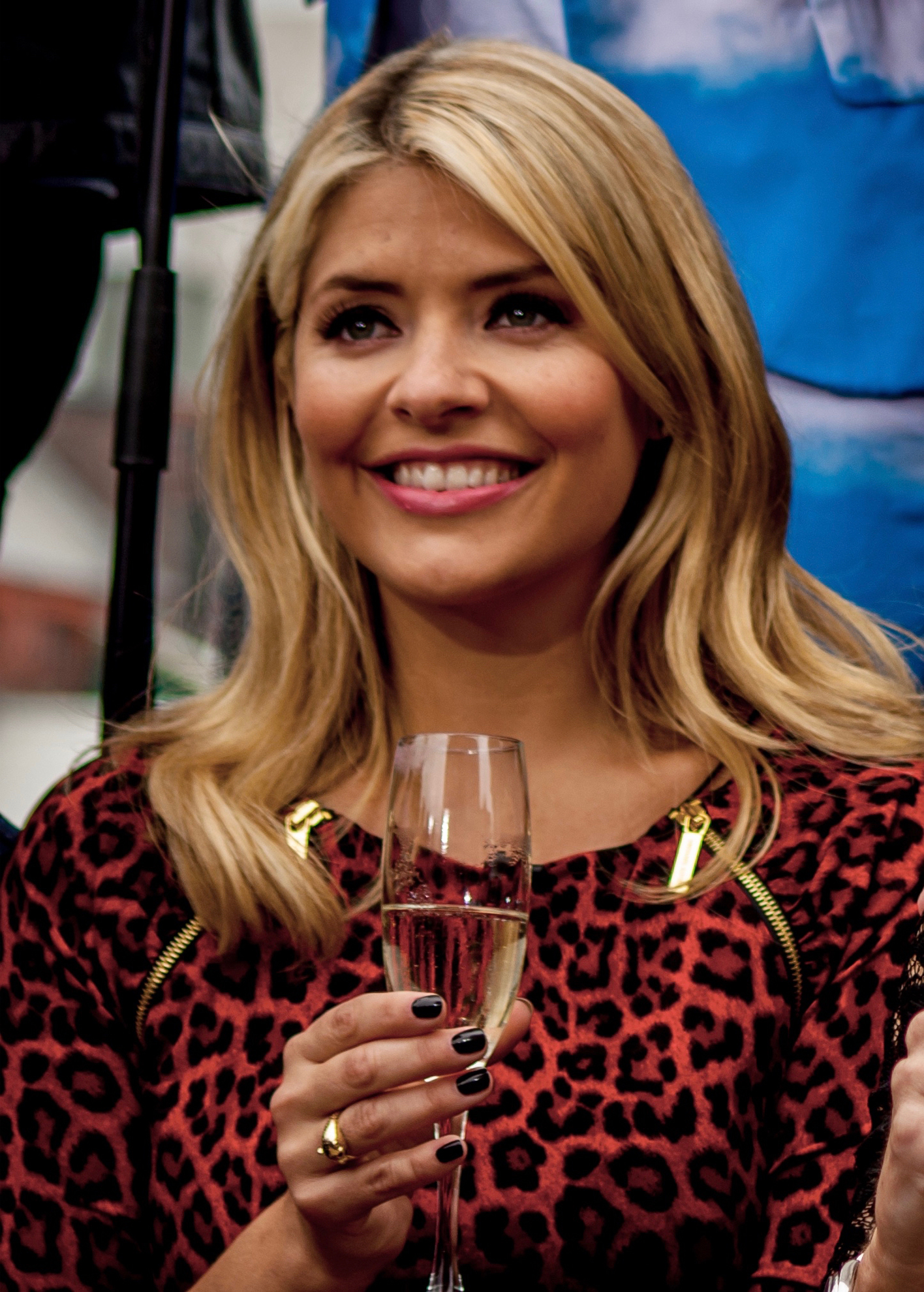 Free topless photos of holly willoughby