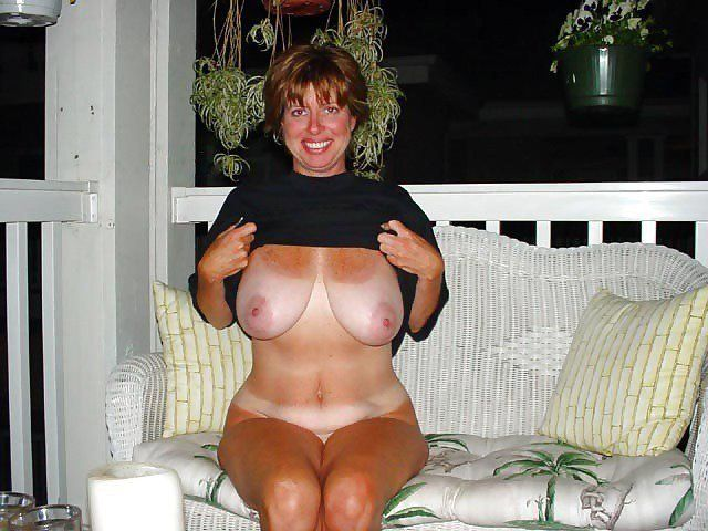 Big huge tit amateur moms