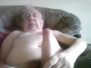 Grandpa big cock image