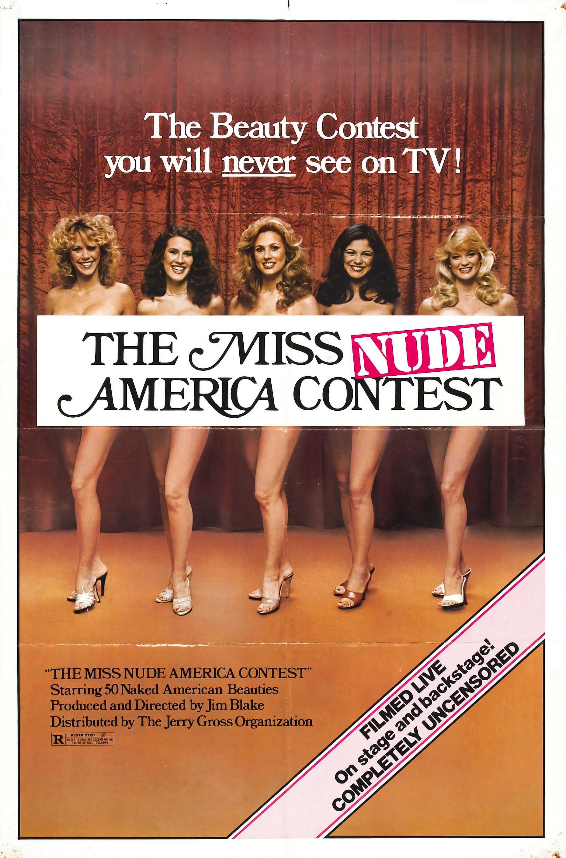 Naked nude miss pageant