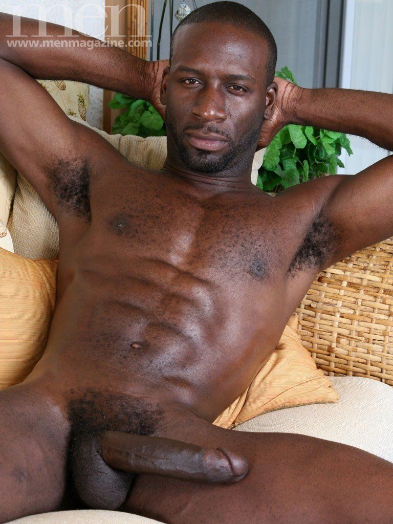Black african men dick