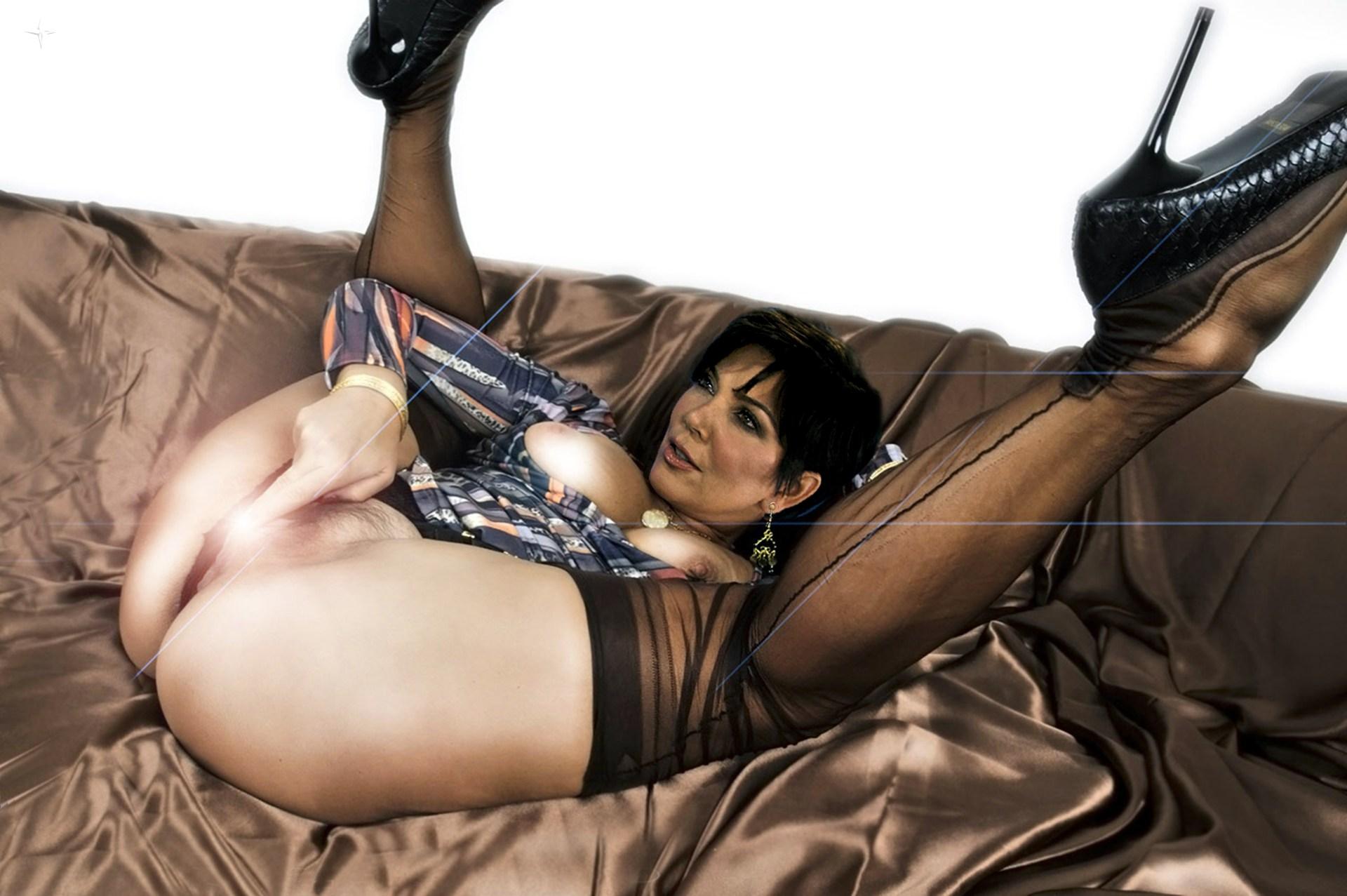 Kris jenner sex porn
