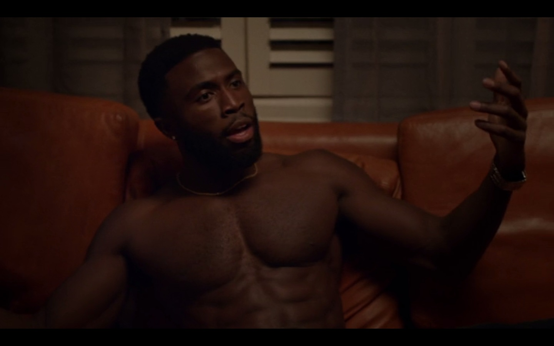 Hollywood xposed black men nu