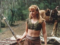 Xena warrior princess gabrielle