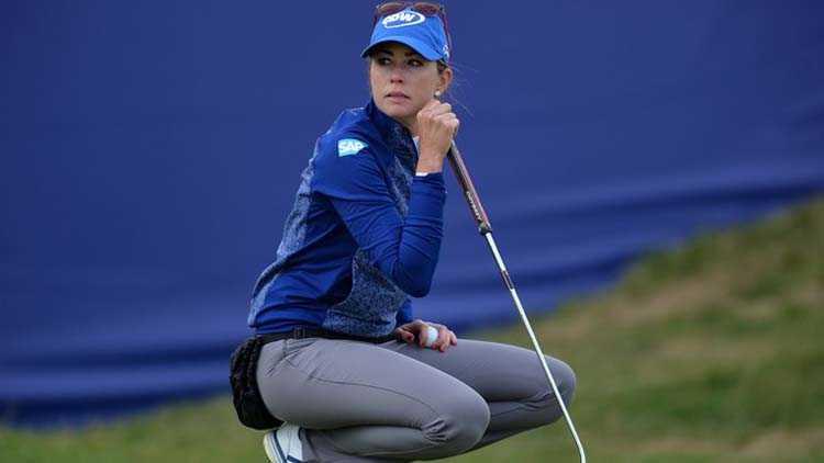 Hottest lpga golfer hot women
