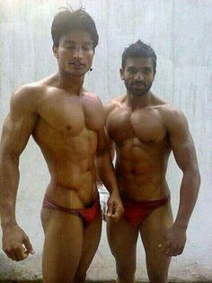 Black india muscle men naked