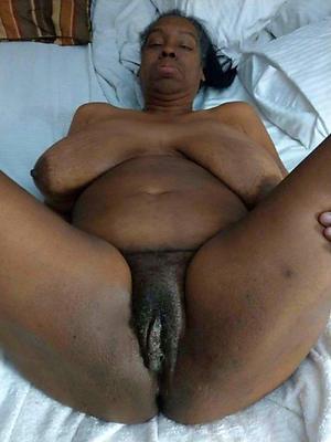 Black bbw open pussy ass mature