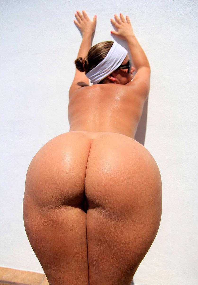 Big ass milf bent over