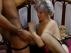 Vintage granny tube sex