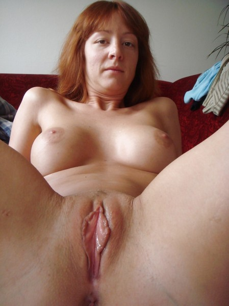 Moms dripping wet pussy