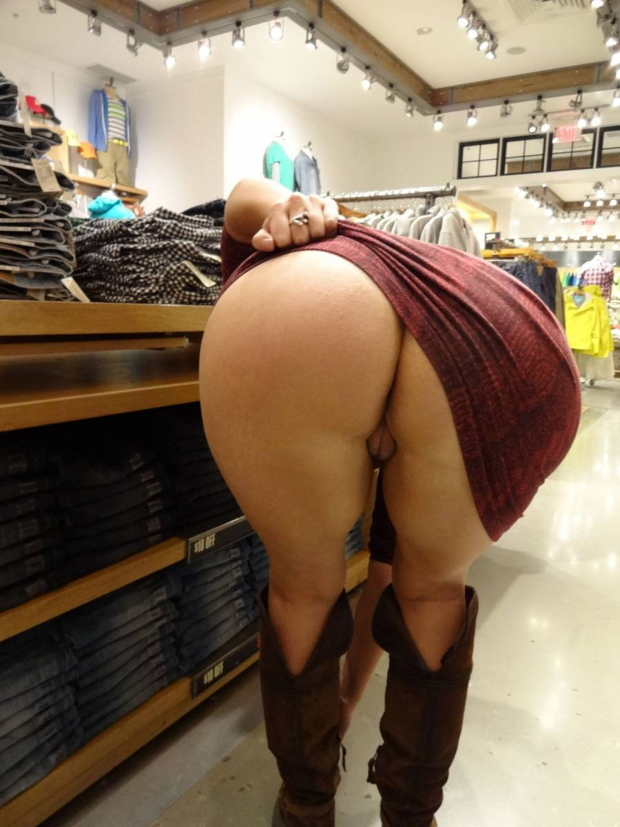 Amateur big butt bent over