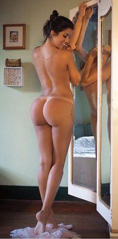 Nude butt women college