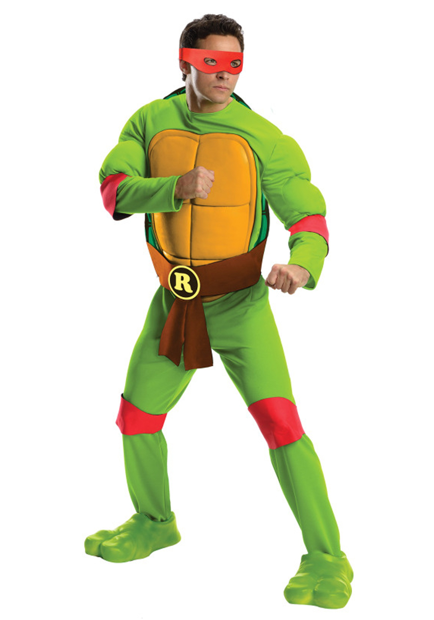 Ninja turtle adult costume