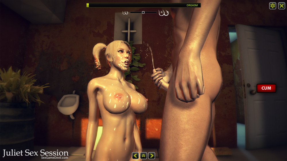 Online sex game computer