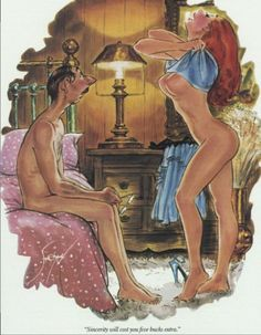Playboy classic cartoons porn