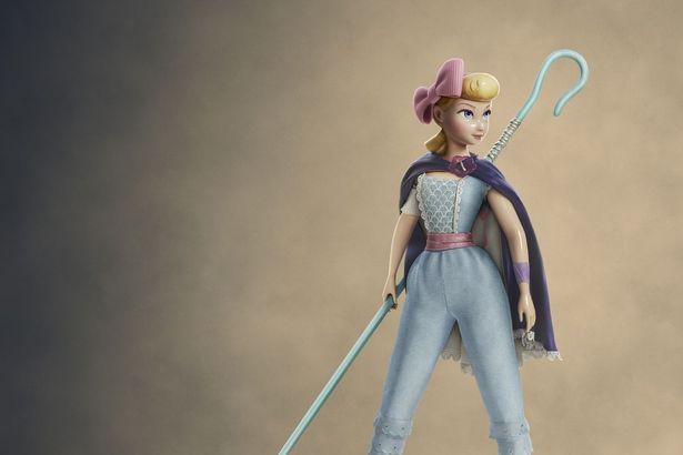 Bonnie toy story xxx