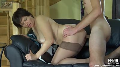 Mature russian women sex
