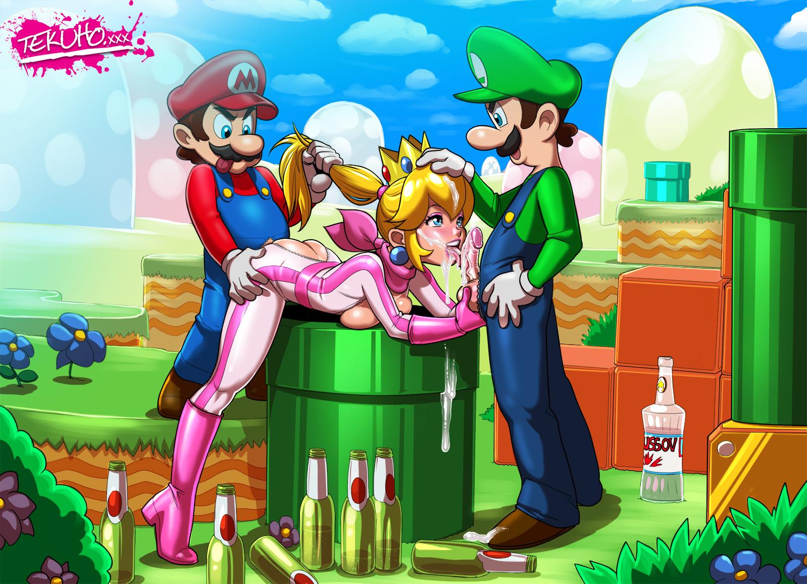 Fotos de princess peach xxx