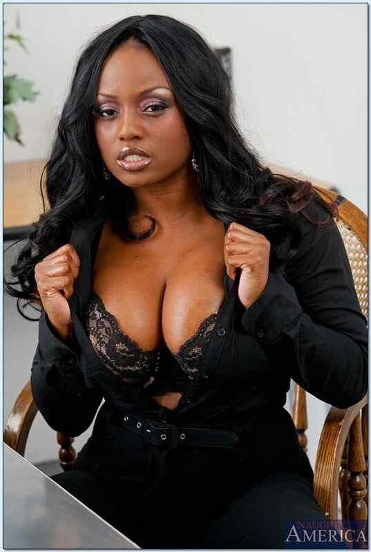 Black girl jada fire