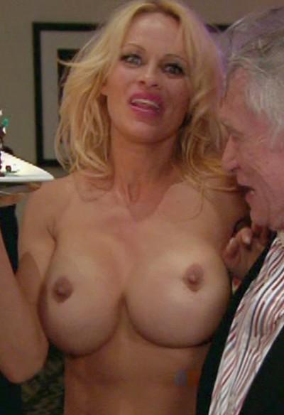 Pamela anderson porn cum