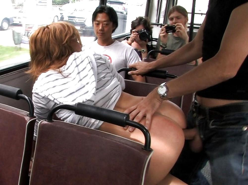 Sex on bus tumblr